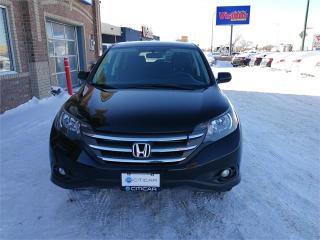 Used 2014 Honda CR-V EX for sale in Winnipeg, MB
