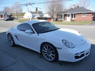 Used 2006 Porsche Cayman Sport Chrono for sale in Ste-Marie, QC