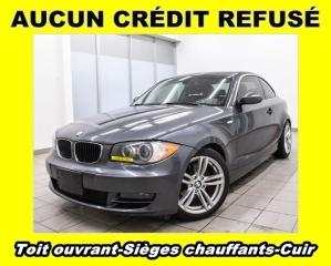 Used 2008 BMW 1 Series 128 TOURING *TOIT OUVRANT* *BAS KM* PROMO for sale in St-Jérôme, QC