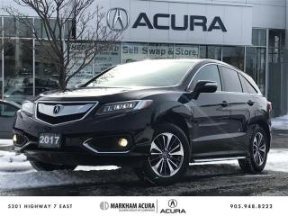 Used 2017 Acura RDX Elite at AWD, Running Boards, Navi, Park Sensors for sale in Markham, ON