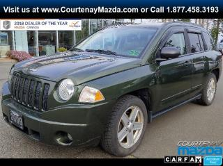 Used 2009 Jeep Compass Sport 4D Utility for sale in Courtenay, BC