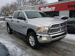 Used 2015 RAM 2500 SLT Crew Cummins Diesel for sale in Ottawa, ON