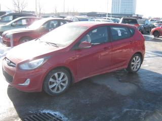 Used 2014 Hyundai Accent GLS for sale in St-Hyacinthe, QC