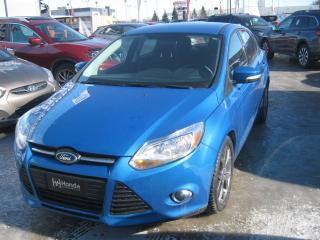Used 2012 Ford Focus SE A/C for sale in St-Hyacinthe, QC