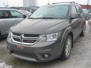 Used 2013 Dodge Journey R/T for sale in St-Hyacinthe, QC