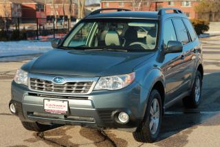 Used 2011 Subaru Forester 2.5 X Convenience Package LOW KMs | ONLY 98K | 1-Owner | CERTIFIED for sale in Waterloo, ON