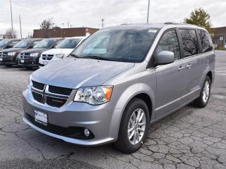 New 2019 Dodge Grand Caravan SXT PREMIUM PLUS|DVD|NAV|UCONNECT for sale in Concord, ON