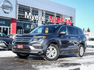 Used 2017 Honda Pilot LX for sale in Orleans, ON