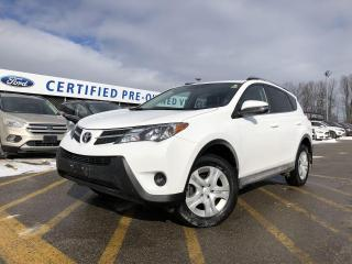 Used 2015 Toyota RAV4 AWD|HEATED FRONT SEATS|REMOTE KEYLESS ENTRY|BLUETOOTH for sale in Barrie, ON