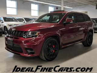 Used 2017 Jeep Grand Cherokee 4WD 4dr SRT for sale in Toronto, ON