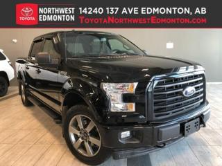 Used 2017 Ford F-150 XLT | Super Crew | Pano Roof | Bluetooth | Cover for sale in Edmonton, AB