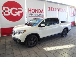 Used 2019 Honda Ridgeline SPORT for sale in St-Georges, QC
