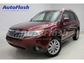 Used 2012 Subaru Forester Touring Awd Toit for sale in St-Hubert, QC