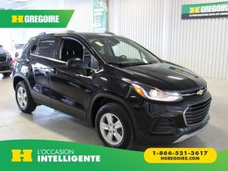 Used 2017 Chevrolet Trax LT AWD A/C GR ELECT for sale in St-Léonard, QC