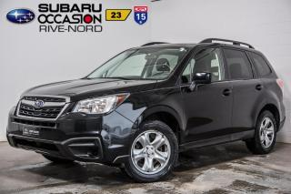Used 2017 Subaru Forester Cam.recul+sieges.ch for sale in Boisbriand, QC