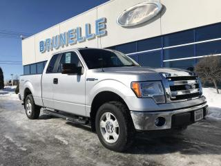 Used 2014 Ford F-150 XLT 4x4 siege electrique, camera for sale in St-Eustache, QC