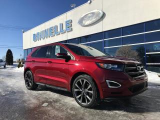 Used 2015 Ford Edge Sport 2,7L camera 360, 401A for sale in St-Eustache, QC