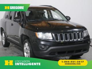 Used 2012 Jeep Compass NORTH A/C GR ÉLECT for sale in St-Léonard, QC