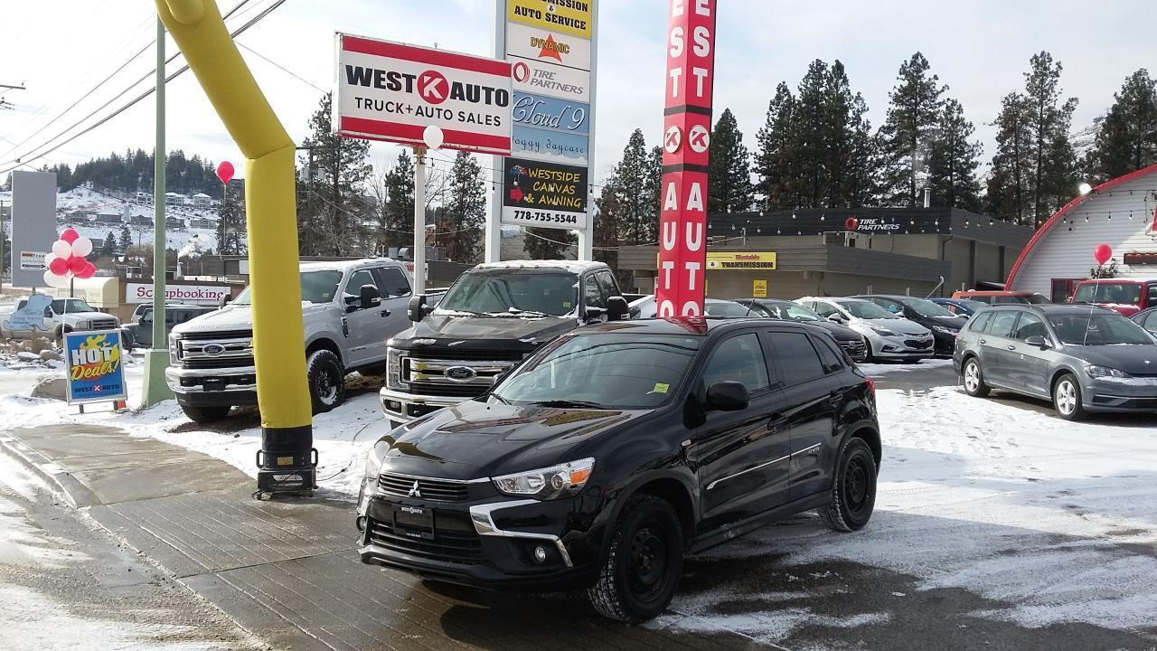 2016 Mitsubishi RVR SE AUTO/PL/PW/AC/AWD