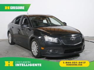 Used 2012 Chevrolet Cruze ECO TURBO A/C GR for sale in St-Léonard, QC