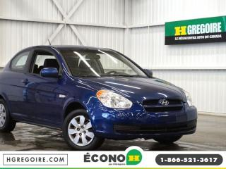 Used 2011 Hyundai Accent L for sale in St-Léonard, QC