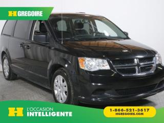 Used 2014 Dodge Grand Caravan SXT AC GR ELEC 7 for sale in St-Léonard, QC