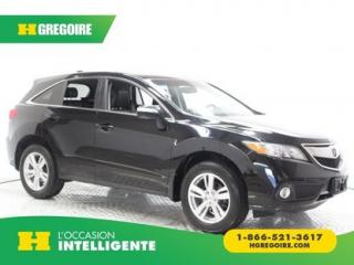 Used 2015 Acura RDX AWD 4dr for sale in St-Léonard, QC