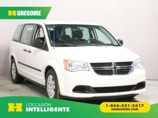 Used 2013 Dodge Grand Caravan SE A/C for sale in St-Léonard, QC