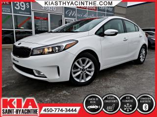 Used 2017 Kia Forte EX for sale in St-Hyacinthe, QC