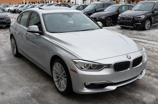 Used 2014 BMW 328 Navigation Rear View for sale in Dorval, QC