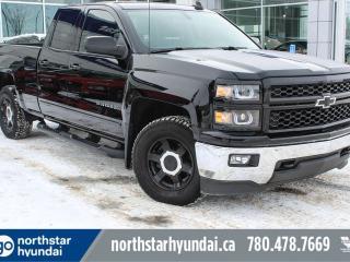 Used 2015 Chevrolet Silverado 1500 RALLYEDITION/HEATEDSEATS/BACKUPCAM for sale in Edmonton, AB