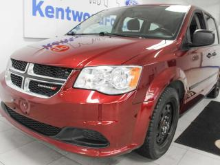 Used 2017 Dodge Grand Caravan Canada Value Package FWD with rear climate control for sale in Edmonton, AB