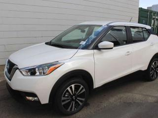 New 2019 Nissan Kicks SV 4dr FWD Sport Utility for sale in Edmonton, AB