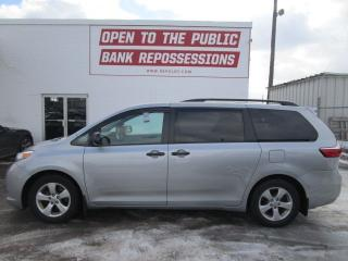 Used 2015 Toyota Sienna BASE for sale in Toronto, ON