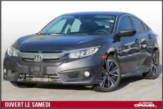 Used 2017 Honda Civic Ex-T - T.ouvrant for sale in Ile-des-Soeurs, QC