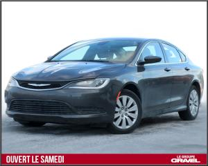 Used 2016 Chrysler 200 Lx - Mags - Push for sale in Ile-des-Soeurs, QC