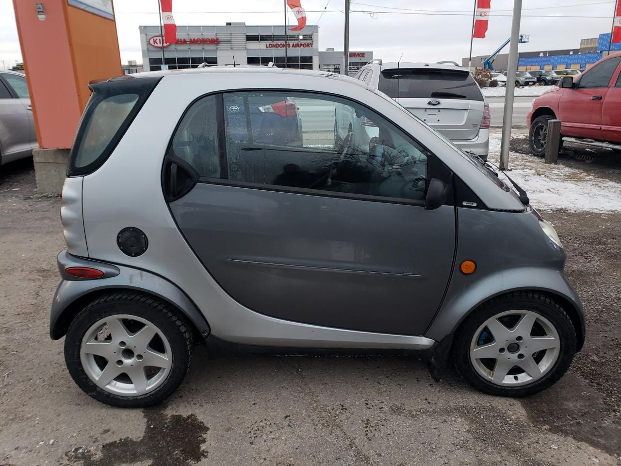 2005 Smart fortwo