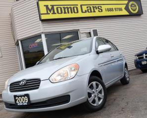 Used 2009 Hyundai Accent AUTO GLS for sale in St. Catharines, ON