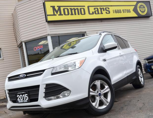 2015 Ford Escape SE! Clean Carproof! Only $136/Bi-weekly!
