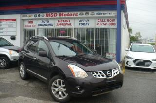 Used 2011 Nissan Rogue SV NAVI,BACK UP CAMERA,ROOF for sale in Toronto, ON