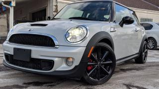 Used 2011 MINI Cooper S | LOW KM| SUNROOF| LEATHER for sale in Mississauga, ON