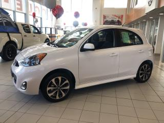 New 2018 Nissan Micra SR for sale in St. Catharines, ON