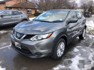 New 2019 Nissan Qashqai S FWD CVT for sale in St. Catharines, ON