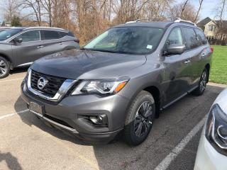 New 2019 Nissan Pathfinder SL Premium V6 4x4 at for sale in St. Catharines, ON