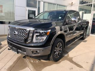 New 2019 Nissan Titan XD Platinum Reserve Diesel for sale in St. Catharines, ON