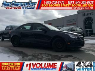 Used 2014 Chevrolet Cruze 1LT | AUTO | AIR | CRUISE | BT | CAM & MORE!!! for sale in Milton, ON