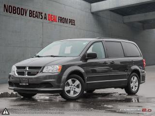 Used 2015 Dodge Grand Caravan SE Plus*6 Pwr Wndws*Inc Winters*NO Accidents*Clean for sale in Mississauga, ON