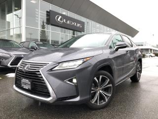 Used 2016 Lexus RX 350 8A Executive PKG, Clean *SUV*, Local, 1 Owner for sale in North Vancouver, BC