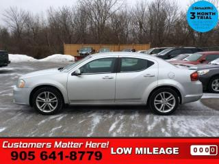 Used 2011 Dodge Avenger SXT  4dr SDN MAINSTREET POWER GROUP for sale in St. Catharines, ON
