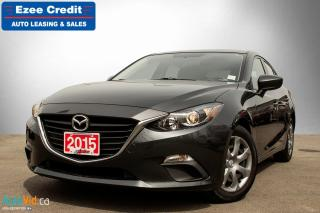 Used 2015 Mazda MAZDA3 GX for sale in London, ON